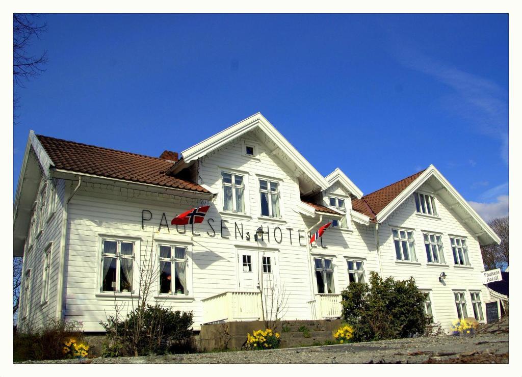 Paulsens Hotel, Люнгдал, Норвегия