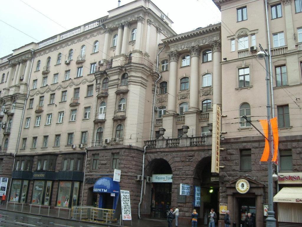 Хостел Eesti Аirlines, Москва