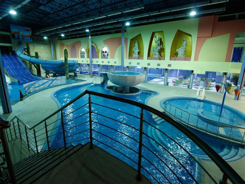 Отель Aquatek