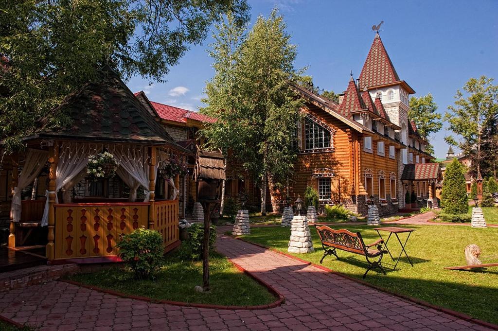 Отель Царская деревня, Сергиев Посад