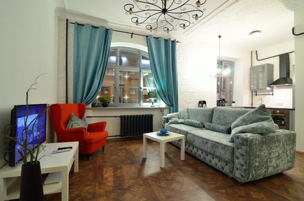 Апартаменты MinskForMe 2, Минск, Беларусь
