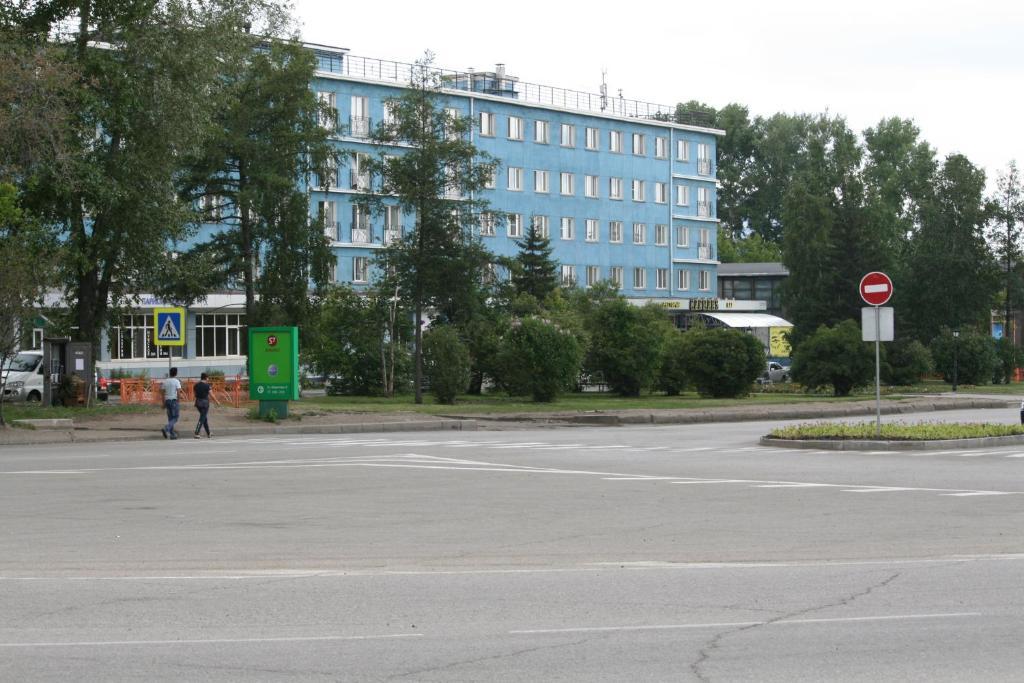 Отель Воздушная гавань, Иркутск