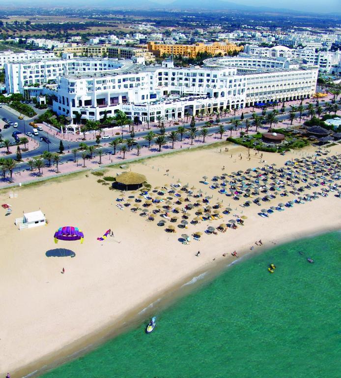 стоимость путевок в тунис в июле 2016