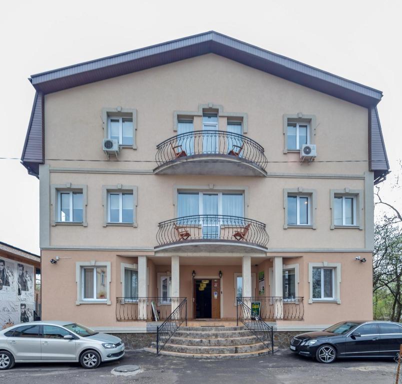 Отель Green, Киев, Украина