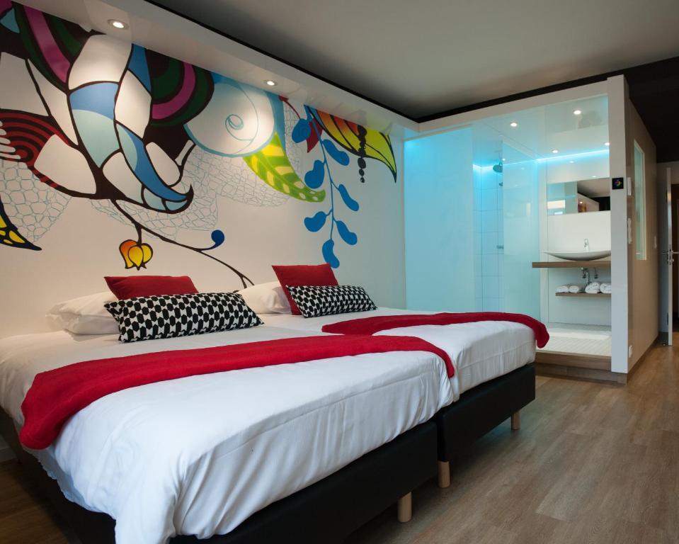 Appart'hotel Urban Lodge, Льеж, Бельгия