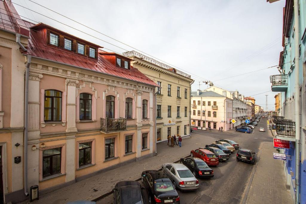 Апартаменты City Hall, Минск, Беларусь