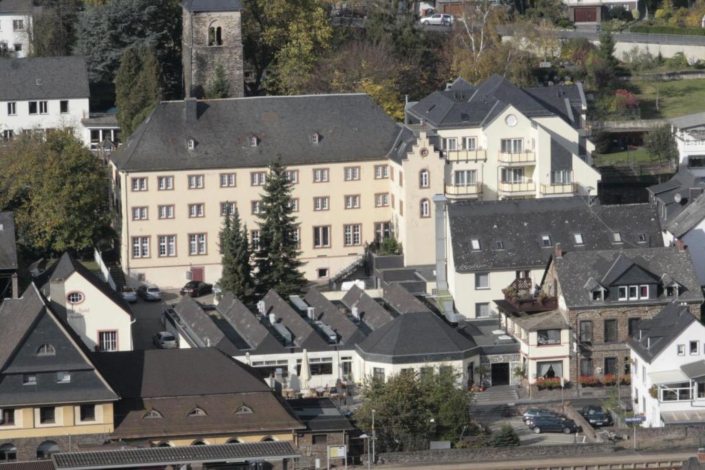 Schlo Ef Bf Bd Hotel Petry Treis Karden Deutschland