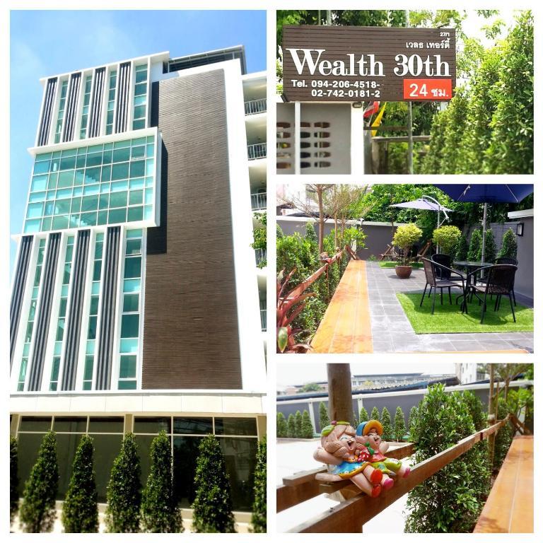 Wealth 30th