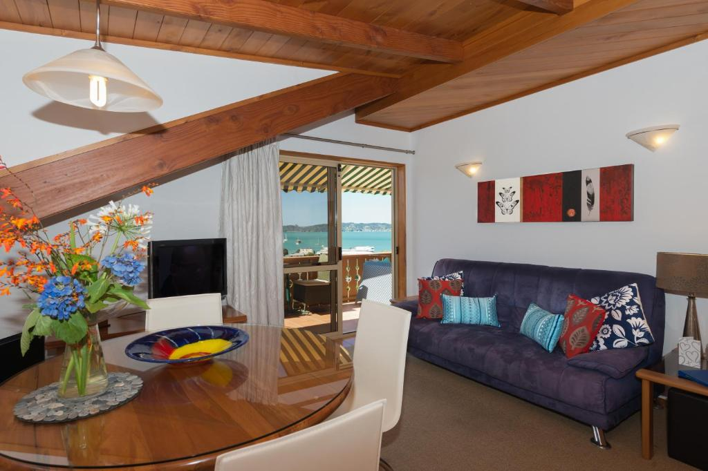 新西兰  北地大区  群岛湾  派西亚的酒店  罗曼提卡木屋酒店,派西亚