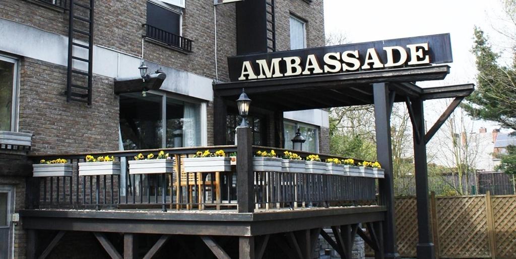 Hotel Ambassade, Кортрейк, Бельгия