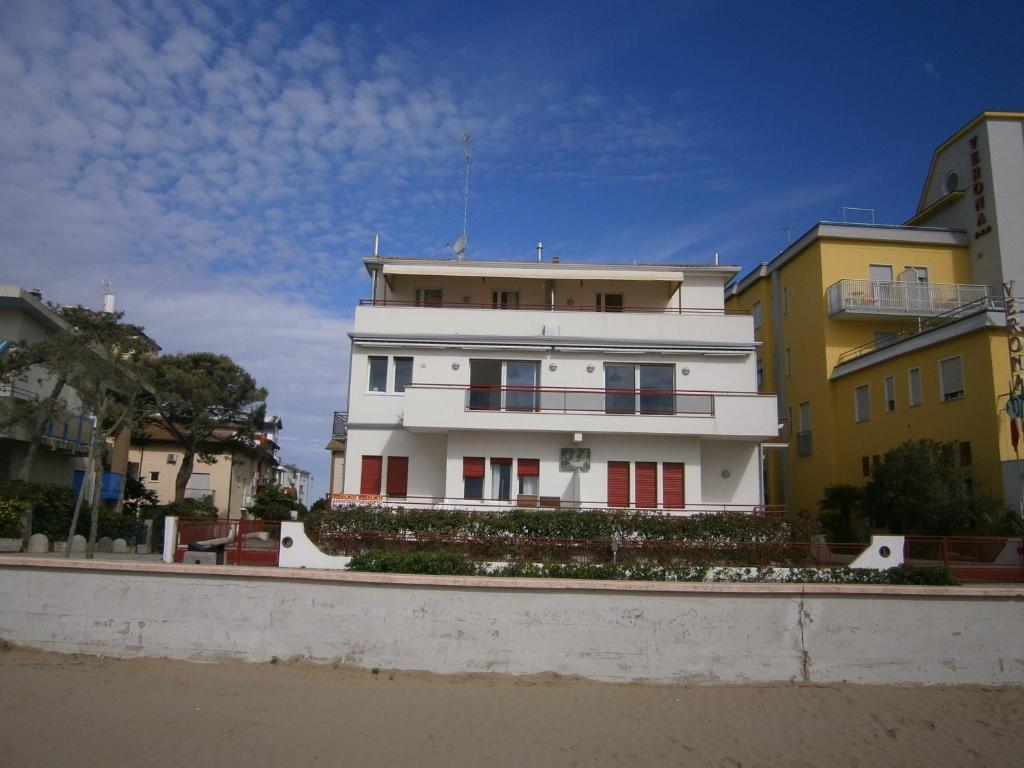 Affitto Appartamenti Fronte Mare A Caorle: Appartamenti Frontemare (Italia Caorle)