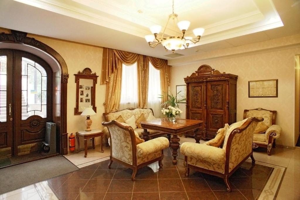 Отель Джинтама Галерея, Киев, Украина