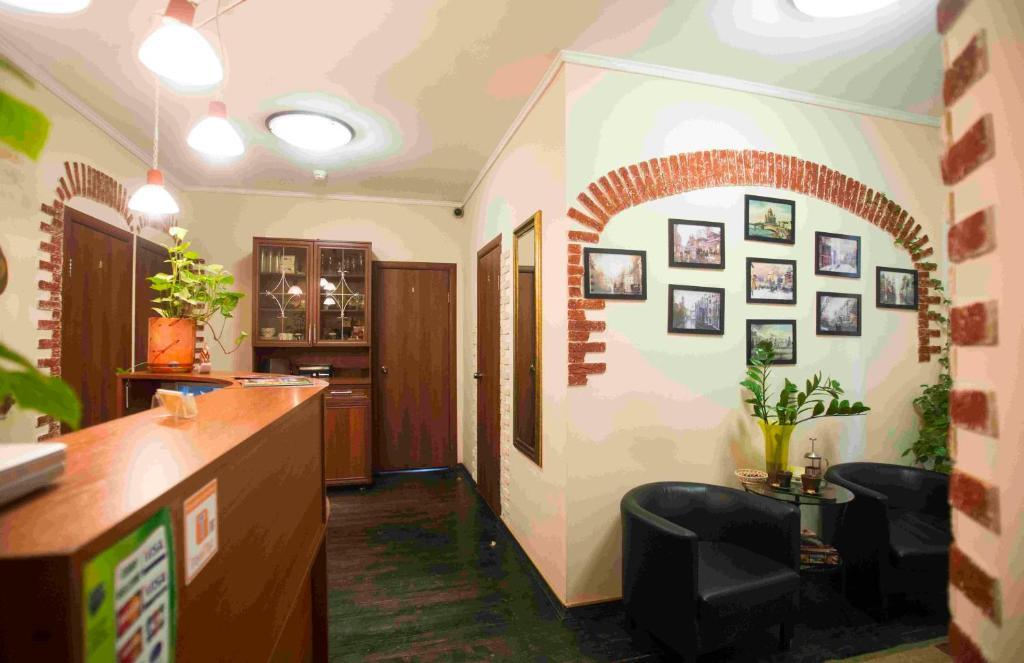 Отель Пост, Москва