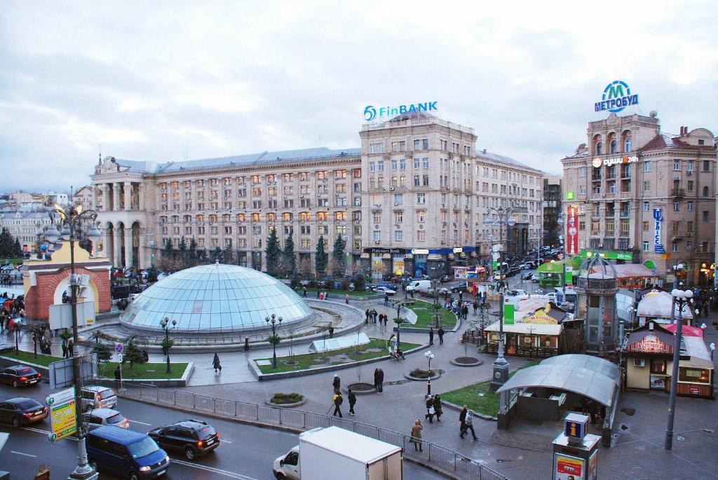 Апартаменты Central, Киев, Украина