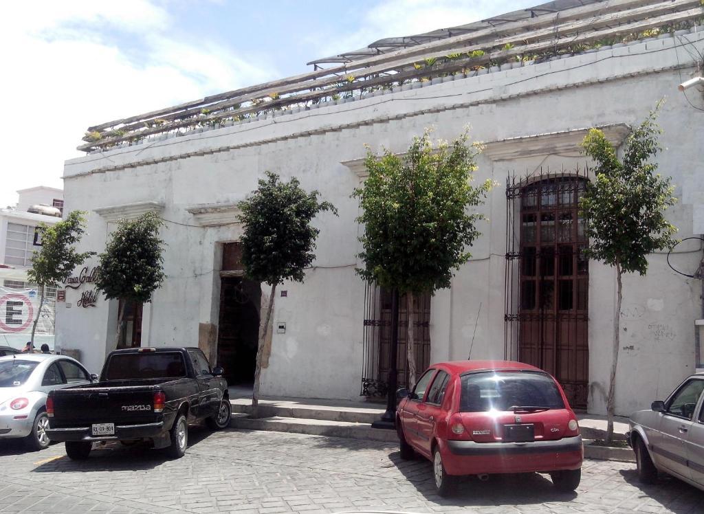 Отель Hotel Oaxacalli, Оахака-де-Хуарес