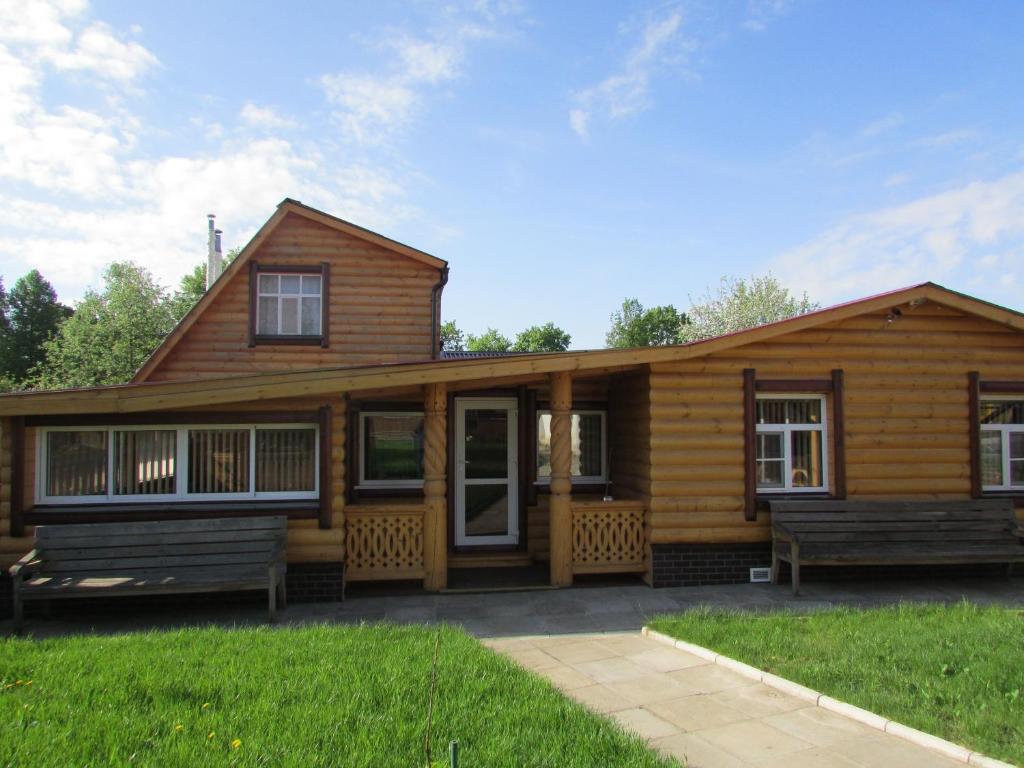 Гостевой дом Алёнушкин теремок, Суздаль
