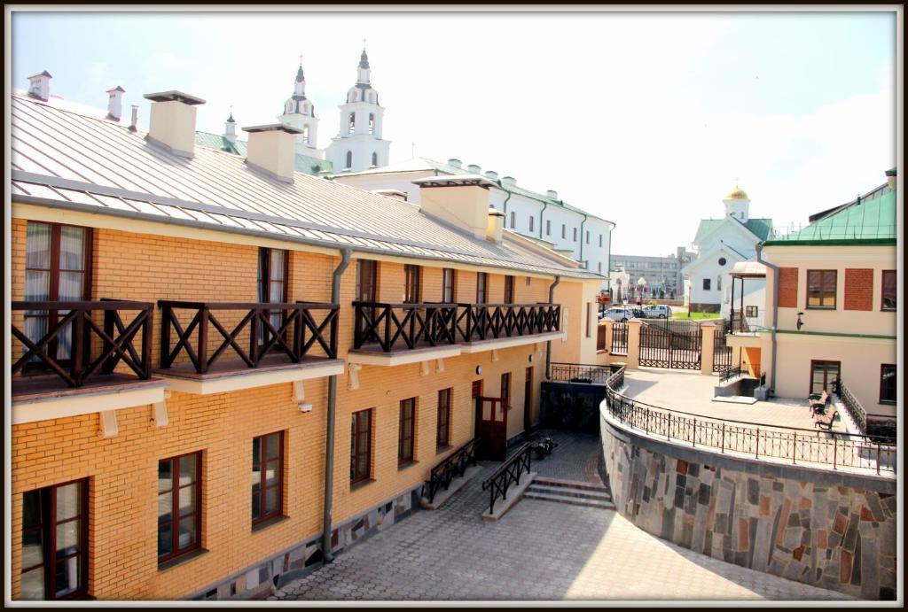 Отель Монастырский, Минск, Беларусь