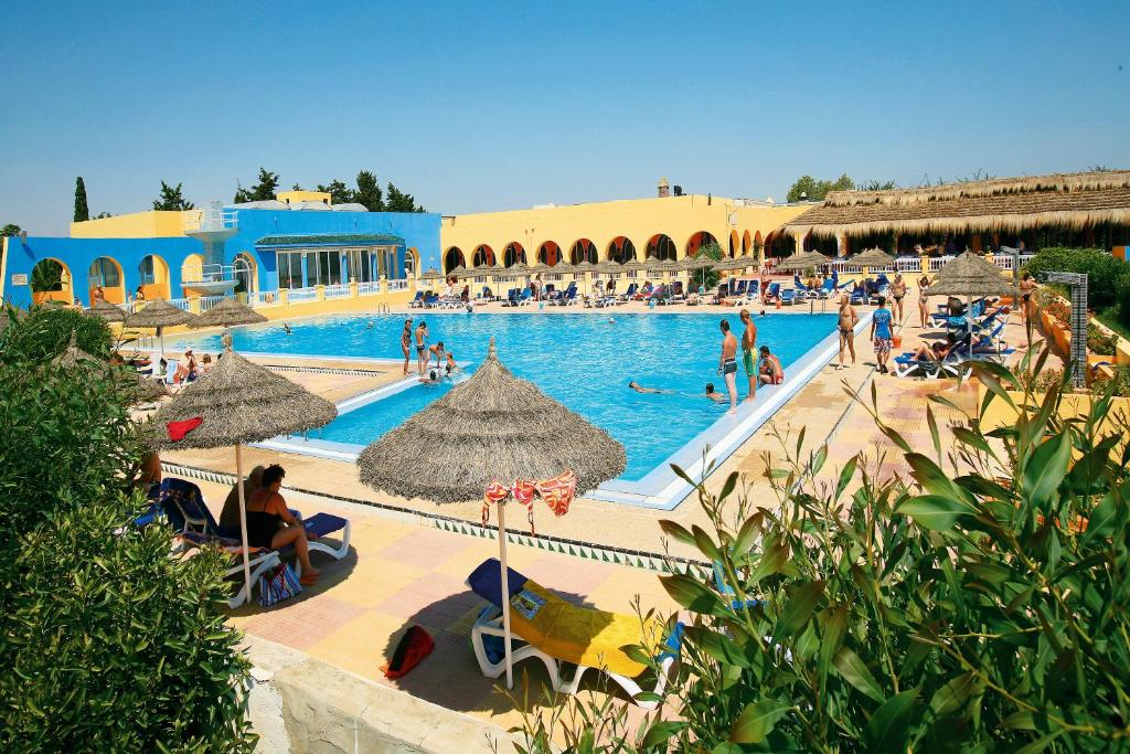 Отель Caribbean World Hammamet Garden, Хаммамет