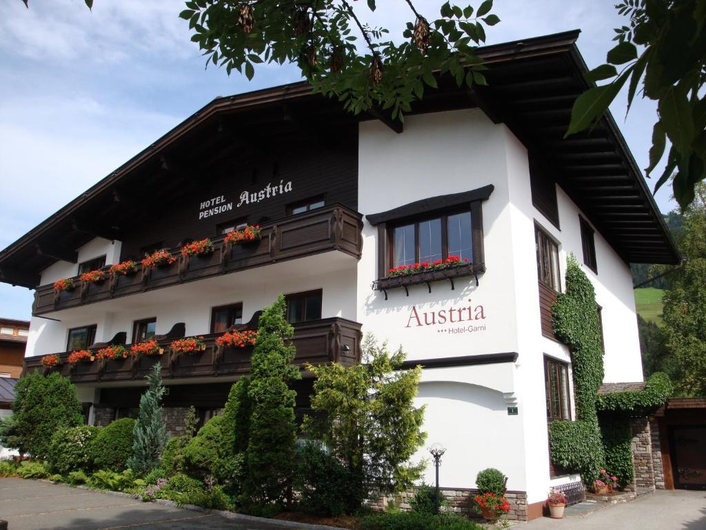 Hotel-Garni Austria, Альпбах, Австрия