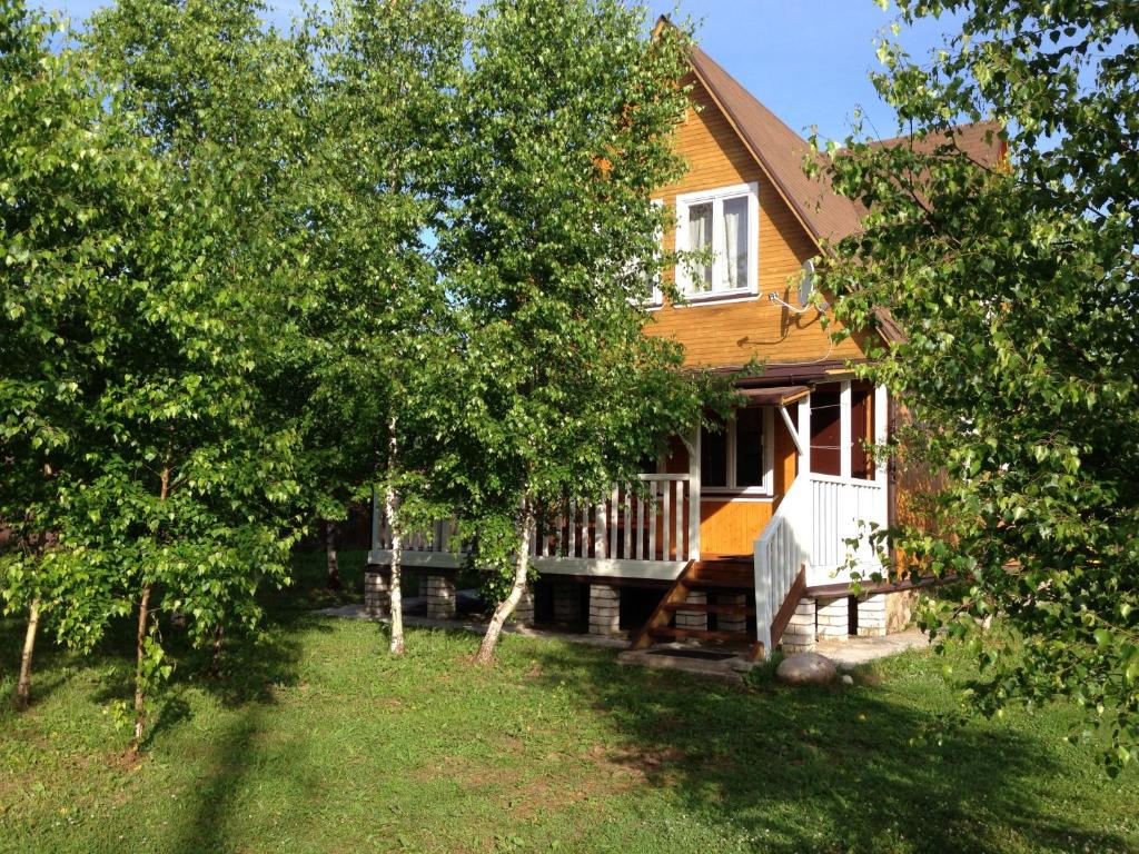 Усадьба Загородный дом, Осташков