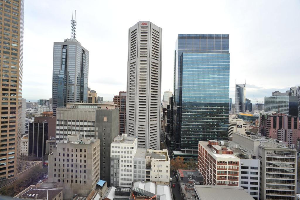 Apartments Melbourne Domain Cbd Paris End מלבורן