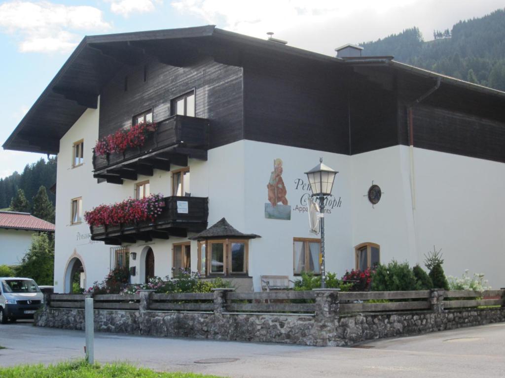 Pension Appartments Christoph, Альпбах, Австрия