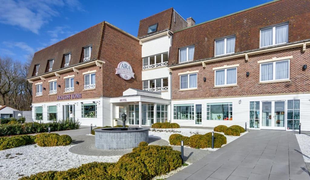 Ara Dune Hotel, Де Панне, Бельгия
