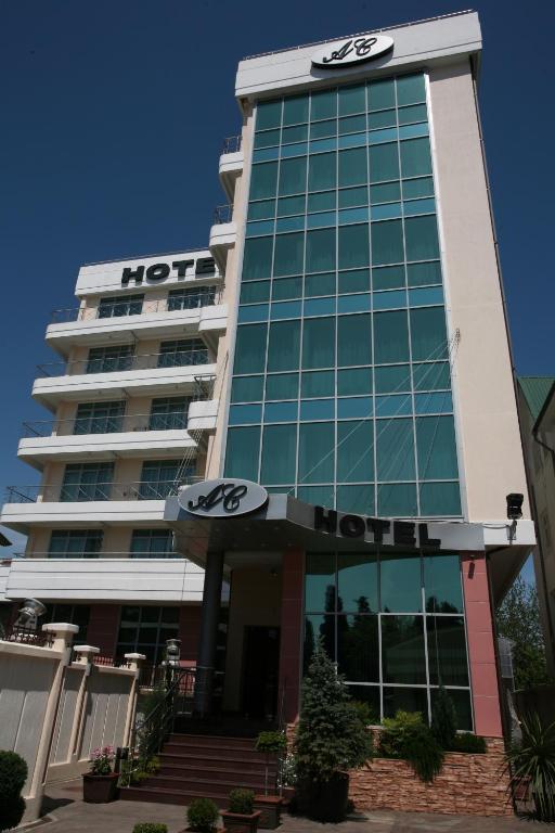 Отель АС, Адлер
