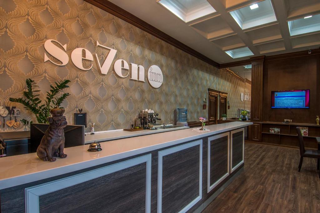 Бутик-Отель Sevenn Inn, Астана, Казахстан