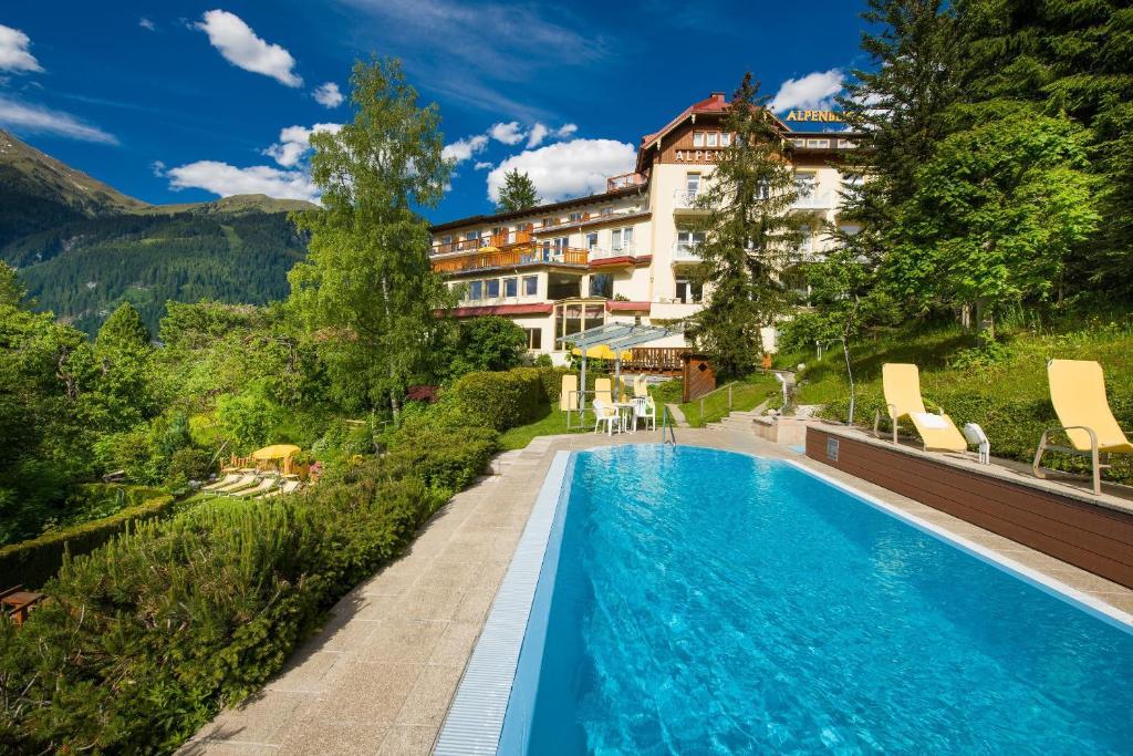 Hotel Alpenblick, Бад-Гастайн, Австрия