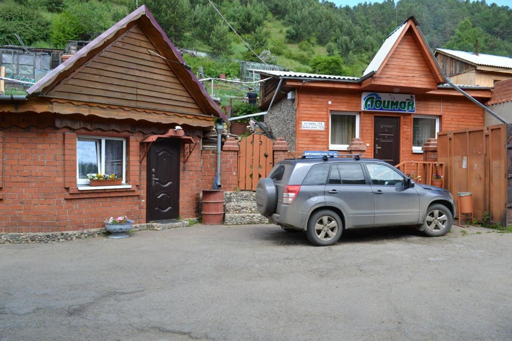 Гостевой дом Лоцман, Листвянка