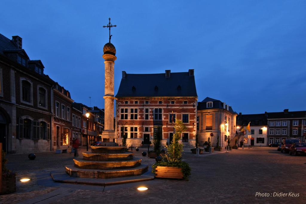 Hôtel du Perron, Тё, Бельгия