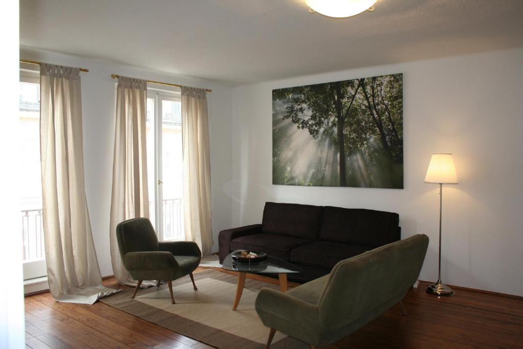 Apartment Mirabell, Зальцбург, Австрия
