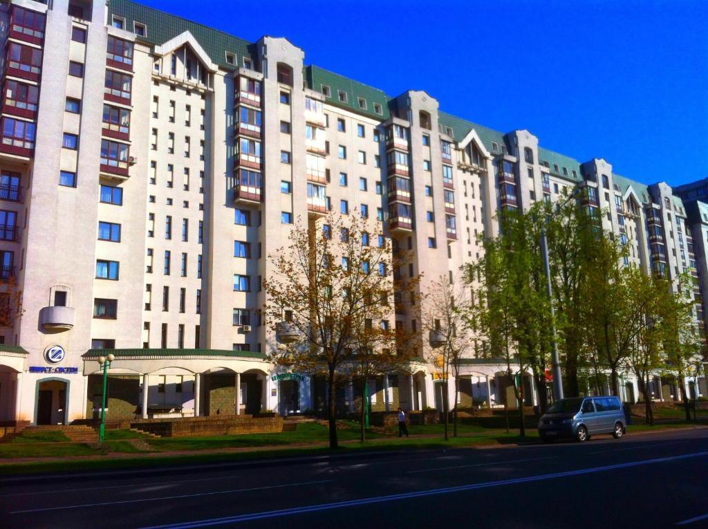 Апартаменты Некрасова, Минск, Беларусь