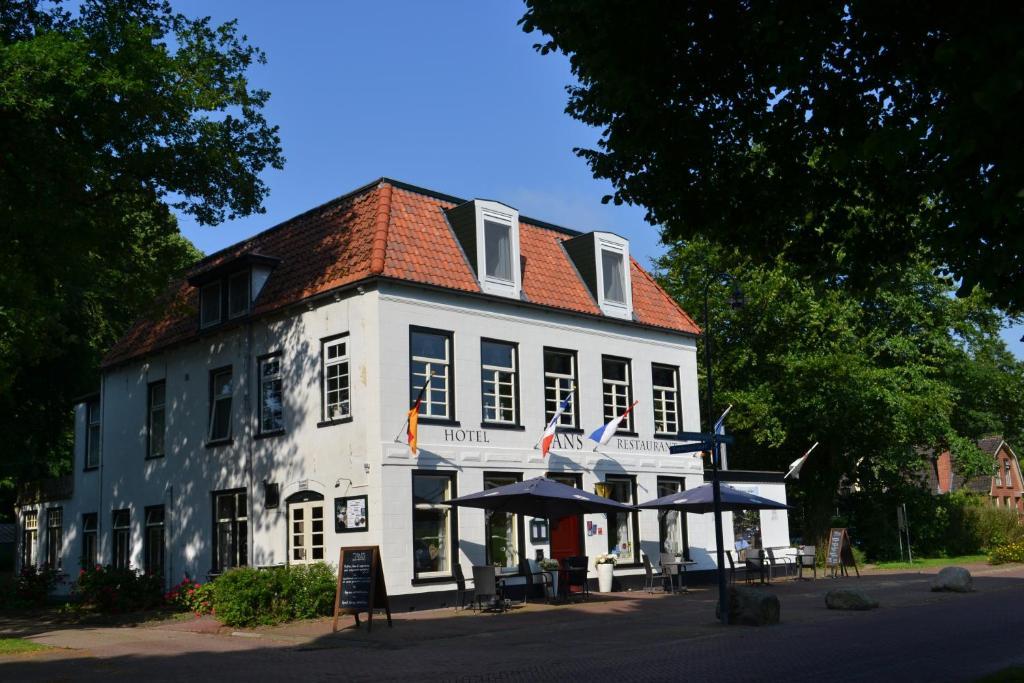 Hotel Jans, Гронинген, Нидерланды