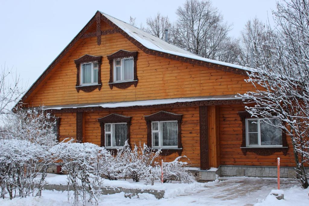 Апартаменты Александровские Усадьбы, Суздаль