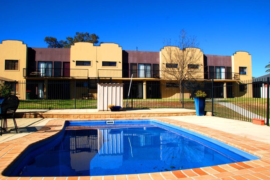 Amberoo Apartments Tamworth Australia