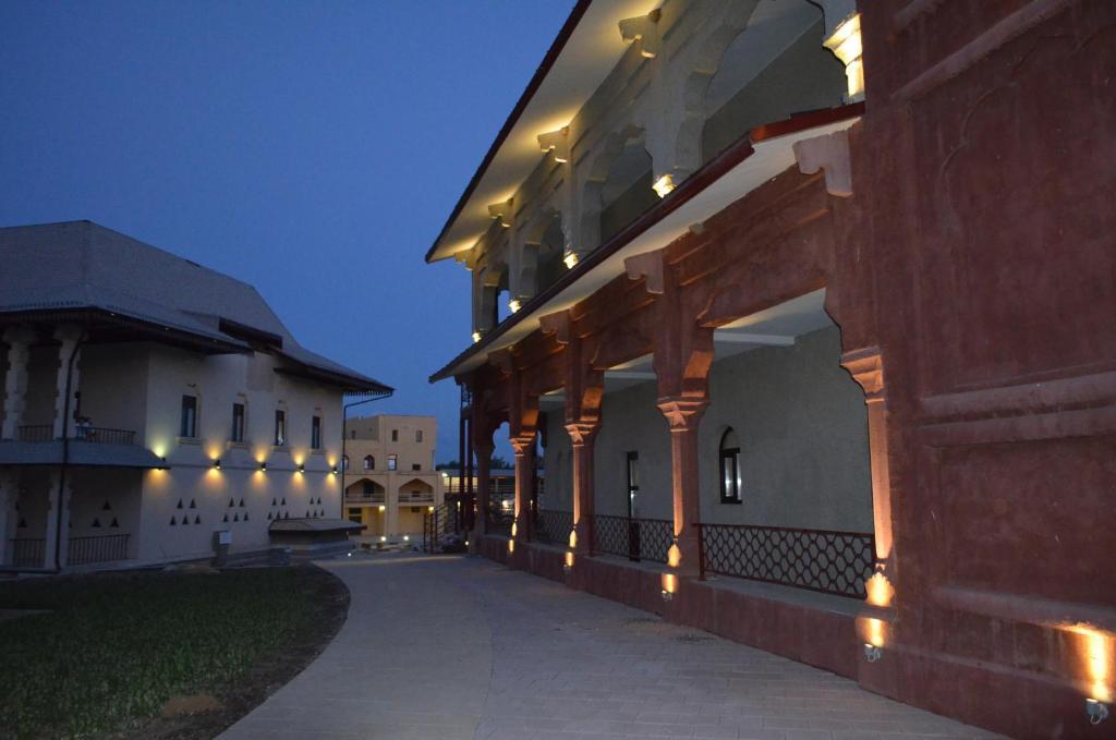 Отель Индия ЭТНОМИР, Петрово