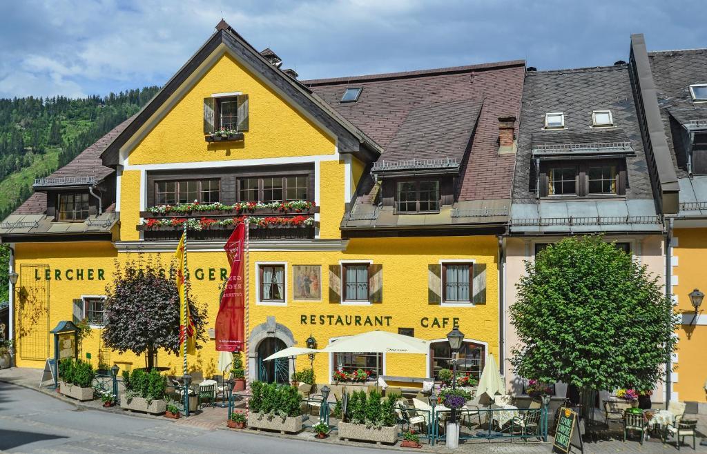 Hotel Lercher, Мурау, Австрия