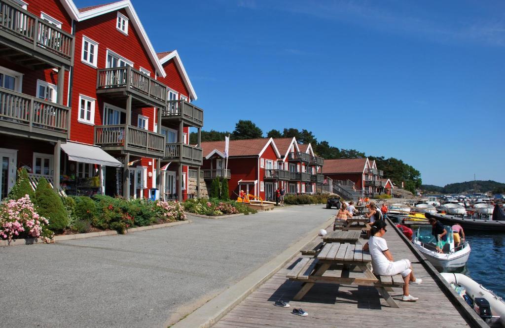 Tregde Ferie, Мандал, Норвегия