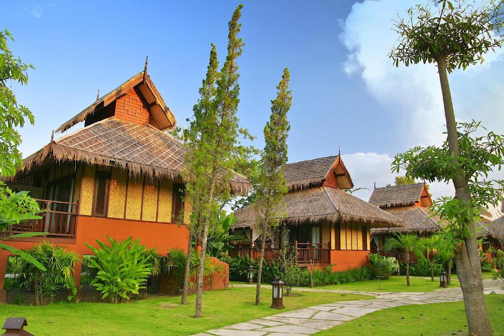 Курортный отель Pai Hotsprings Spa Resort, Пай