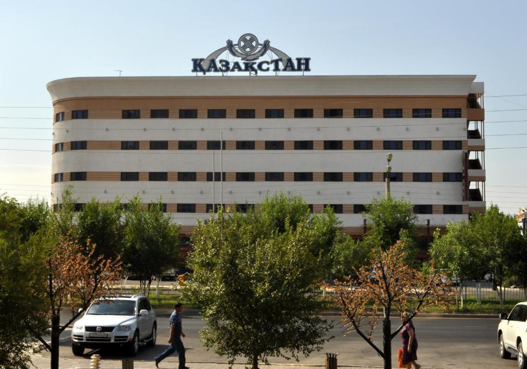 Отель Казахстан, Атырау, Казахстан