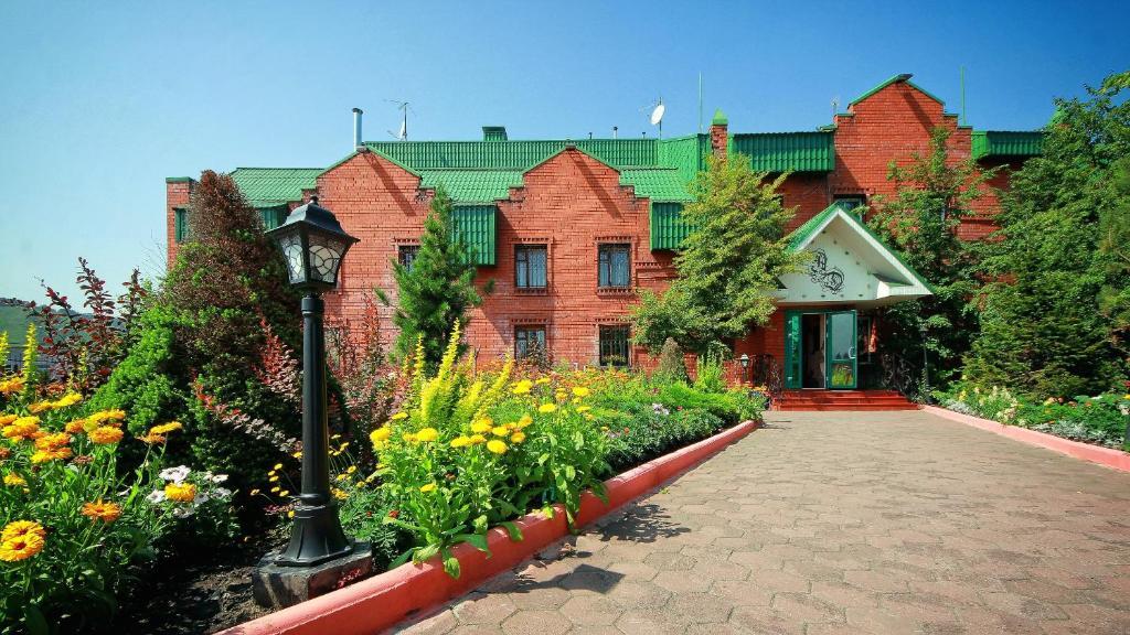 Отель Александровский двор, Новокузнецк