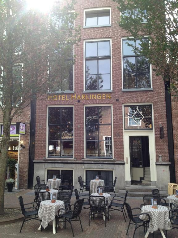 Hotel Harlingen, Гронинген, Нидерланды