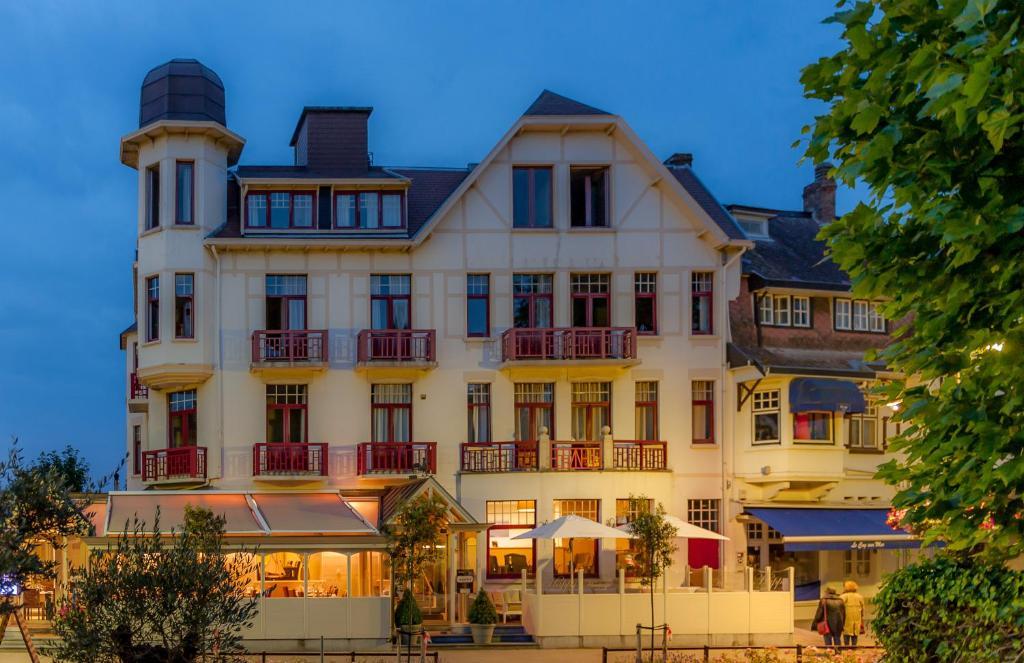 Hotel Heritage, Де-Хаан, Бельгия