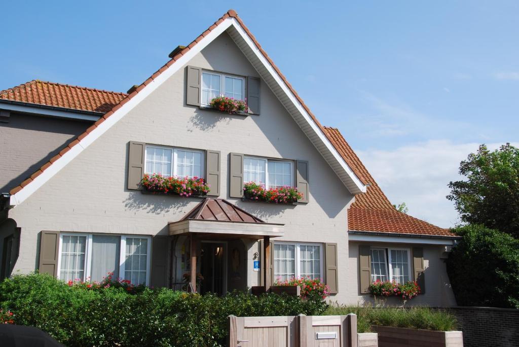 Hotel Rubens, Де-Хаан, Бельгия