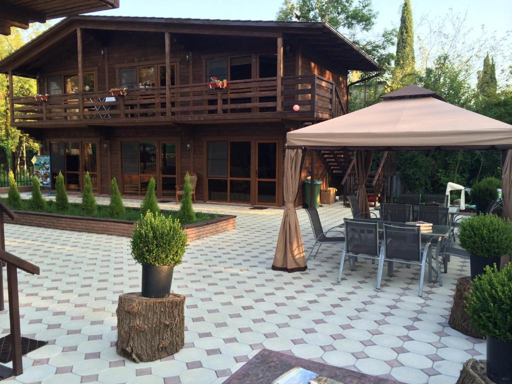 Гостевой дом Апсилия, Гудаута, Абхазия