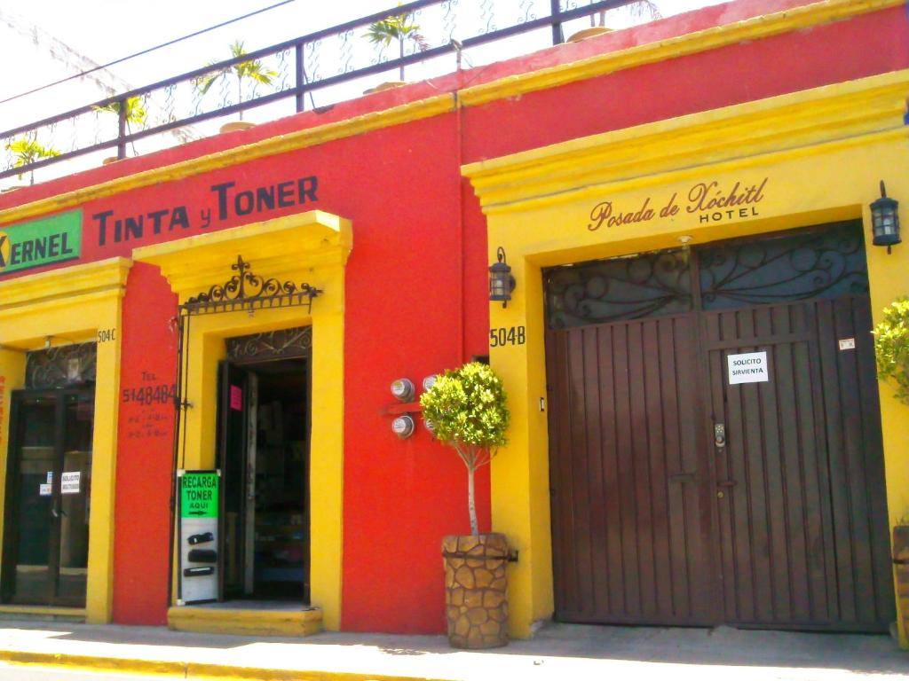 Хостел Posada de Xóchitl - Centro, Оахака-де-Хуарес
