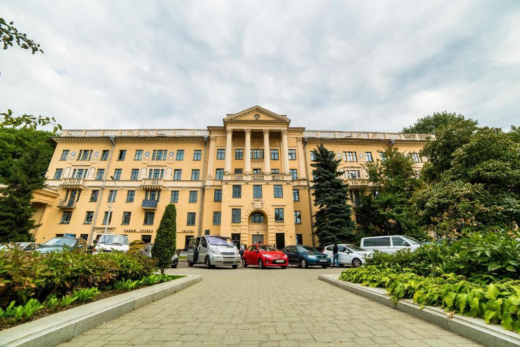Апартаменты Guide of Minsk, Минск, Беларусь