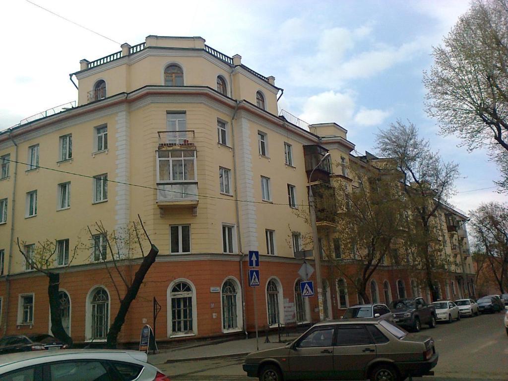 Семейный отель В Иркутске